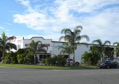 across the road view - truck repairs Mackay - Mackay truck parts & repairs